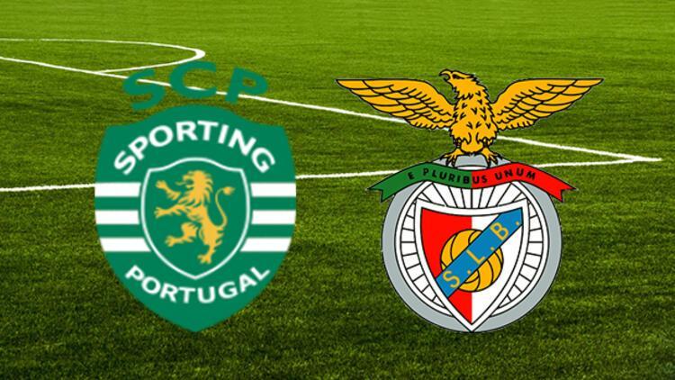 Sporting Lizbon Benfica maçı ne zaman saat kaçta hangi kanalda? Adın adım finale...