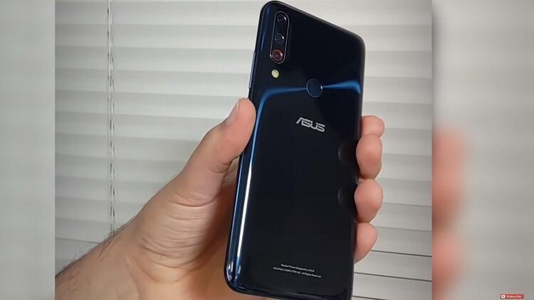 Asus Zenfone 6Z performans testinde görüldü