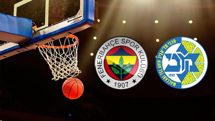 Fenerbahçe Beko Maccabi Fox Tel Aviv maçı ne zaman saat kaçta hangi kanalda?