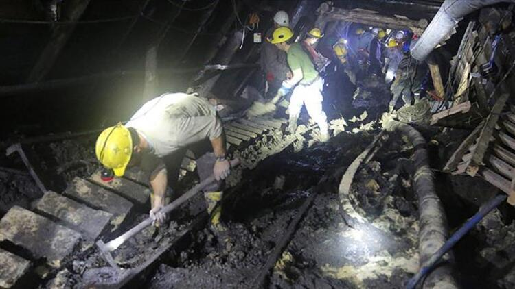 Madencilikte 253 milyon liralık gelir