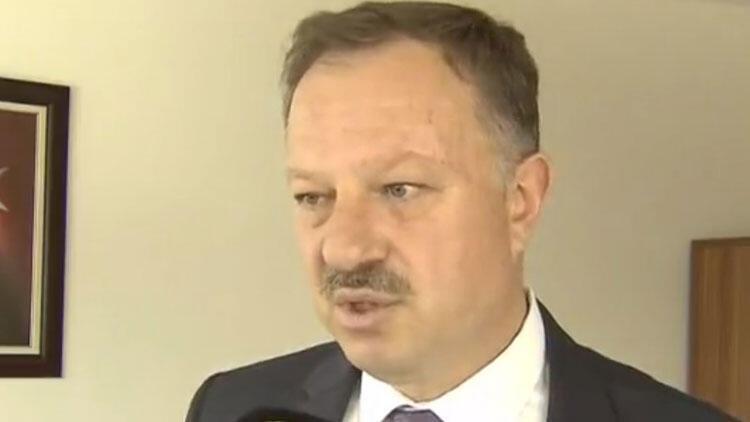 AK Parti YSK Temsilcisi Recep Özelden önemli açıklamalar