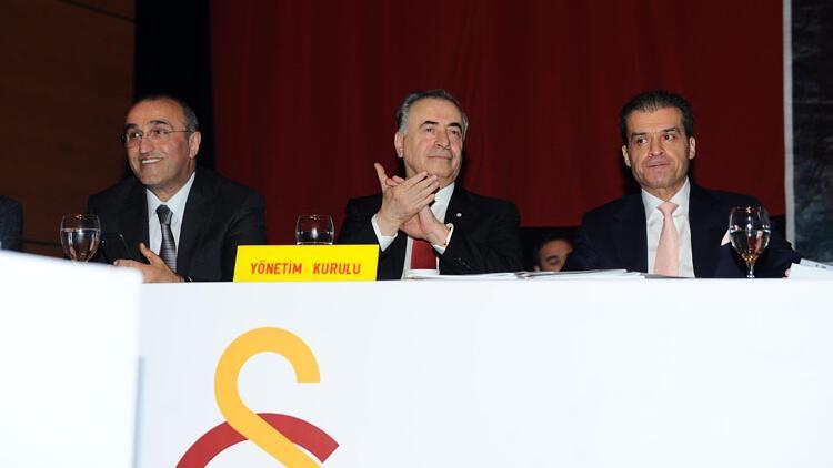 Galatasaray'da seçim durduruldu!