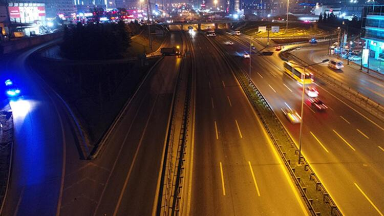 Atatürk Havalimanı'nın taşınma süreci nedeniyle o yollar trafiğe kapatıldı