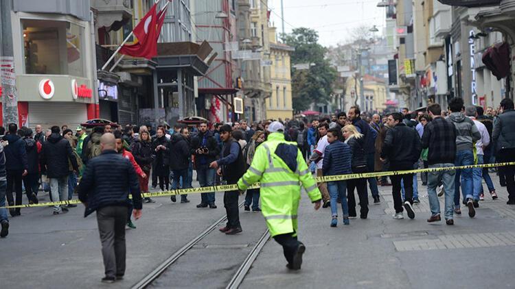 İstiklal'de bombaya 5'er müebbet