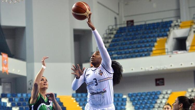 Çukurova Basketbol, İzmit Belediyespor'u 85-74 yendi!
