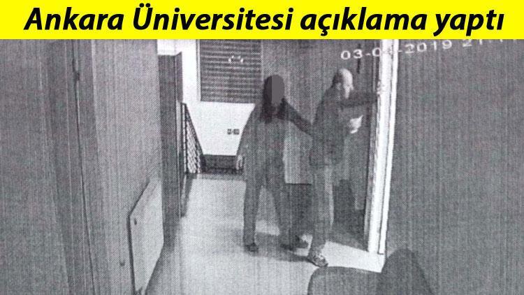 O profesör tecavüz iddiasıyla tutuklandı