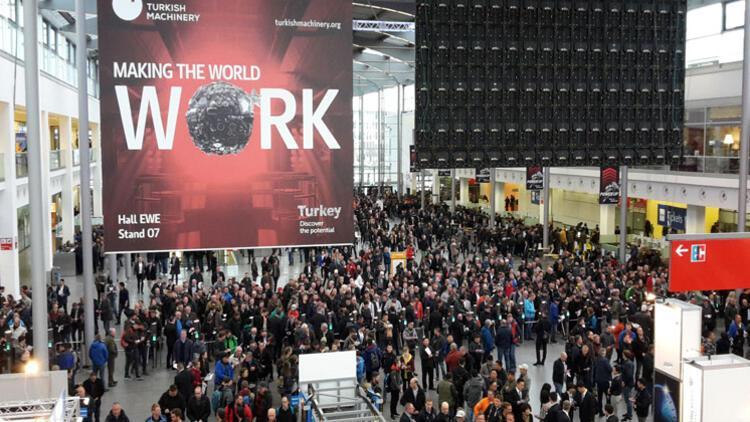 E-Mak dünyanın en büyük fuarının gözdesi oldu