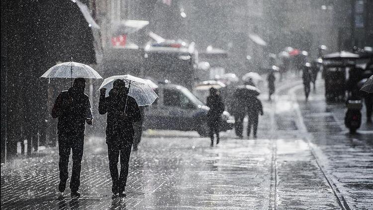 Hangi illere yağmur yağacak? | 9 Nisan hava durumu tahminleri