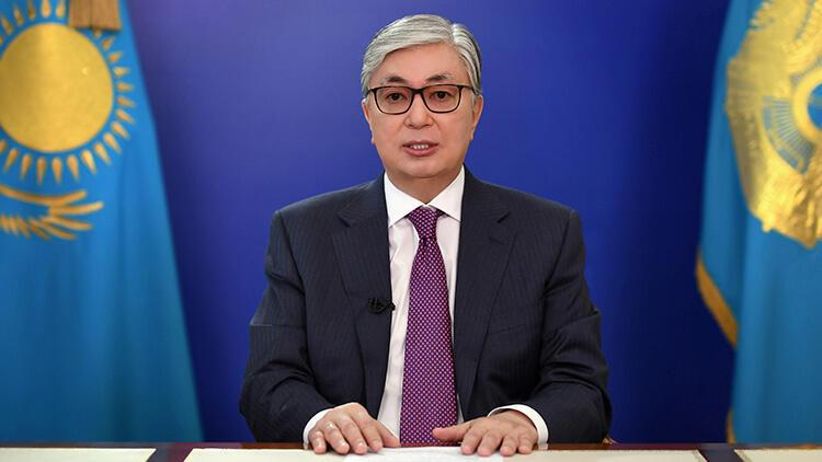 Son dakika... Kazakistan erken seçime gidiyor