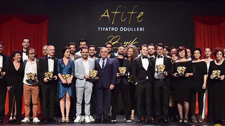 """""""23. Yapı Kredi Afife Tiyatro Ödülleri adayları açıklandı"""