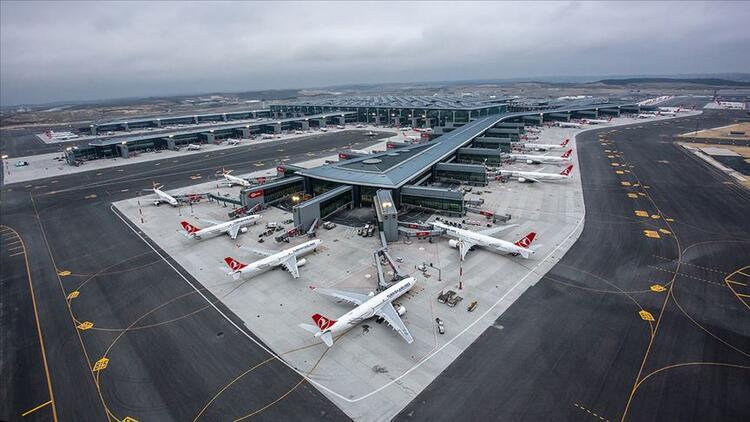 CNN International'dan İstanbul Havalimanı'na büyük övgü: Türkiye'nin mega havacılık projesi uçuşa geçiyor!