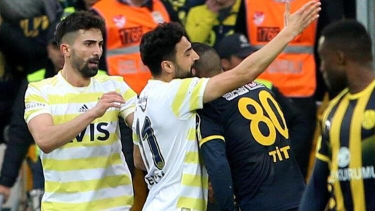 Mehmet Ekici PFDK'ya sevk edildi