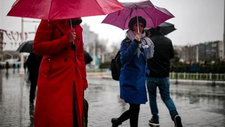 Hangi illere yağmur yağacak? | 10 Nisan hava durumu tahminleri