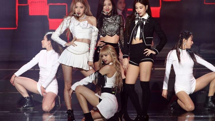 Güney Koreli grup Blackpink'ten YouTube rekoru
