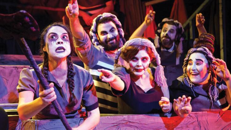 Şehir Tiyatroları'na çağrı! Lefkoşa Belediye Tiyatrosu turneye gelsin