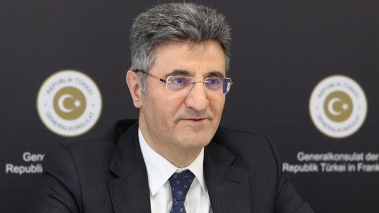 'Türkiye Almanya ilişkileri çok köklü ve derin'