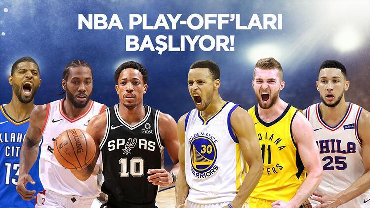 NBA'de play-off heyecanı Misli.com'da CANLI! iddaa'da oynanması gereken...