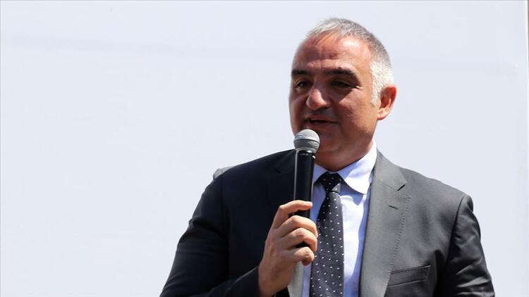Bakan Ersoy: Türkiye turizmde hedeflerine sarsılmaz bir iradeyle ilerlemektedir