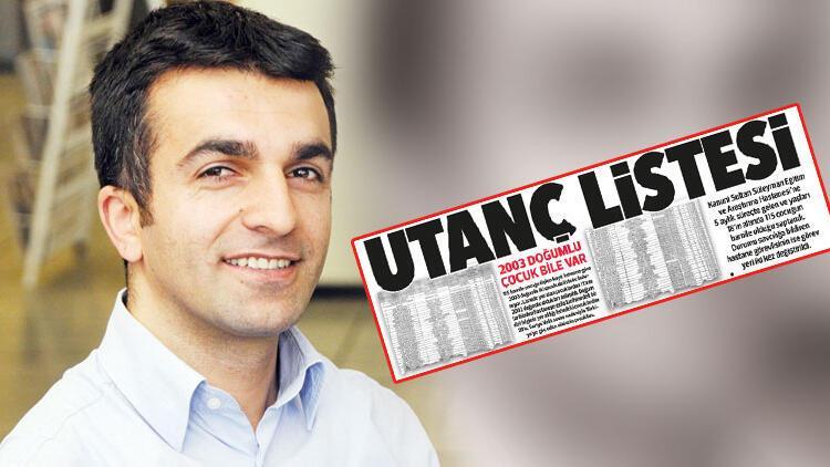 ÇGD'den Hürriyet'e haber ödülü