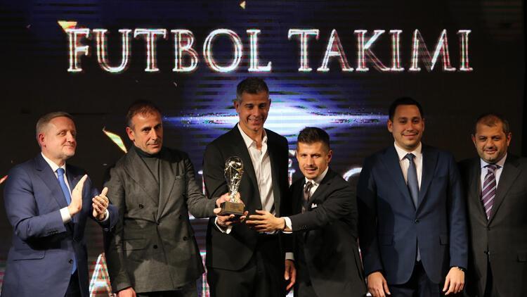 Türkiye Spor Ödülleri sahiplerini buldu! Yılın Spor Portalı Ödülü Spor Arena'nın