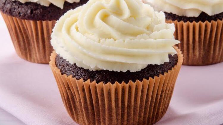 Kakaolu kolay cupcake tarifi