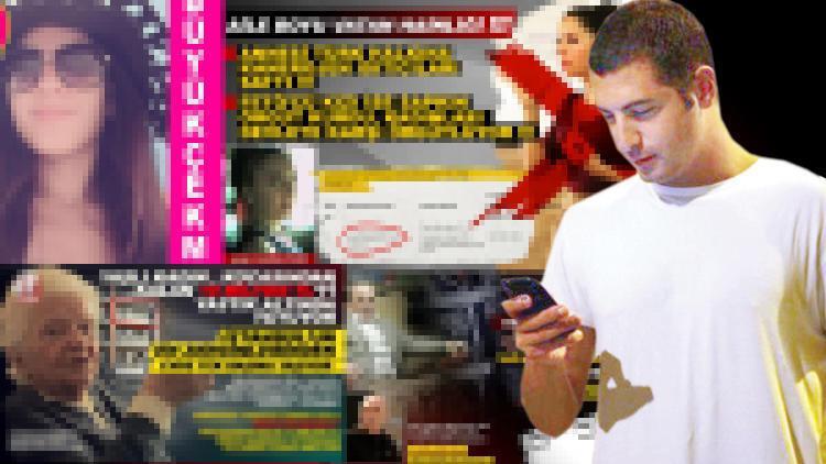 6 hâkim 1 'siber zorba'ya karşı