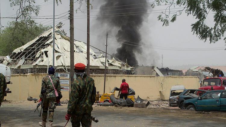 Nijerya'da ordu ile Boko Haram arasında çatışma:39 ölü