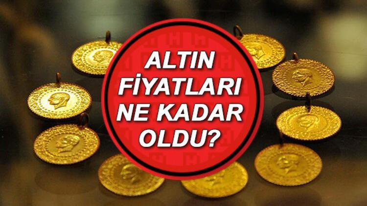 Altın fiyatları ne kadar oldu? 19 Nisan Kapalıçarşı altın fiyatları