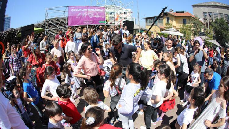 Benetton 23 Nisan I Cocuk Festivali Yle Kutluyor