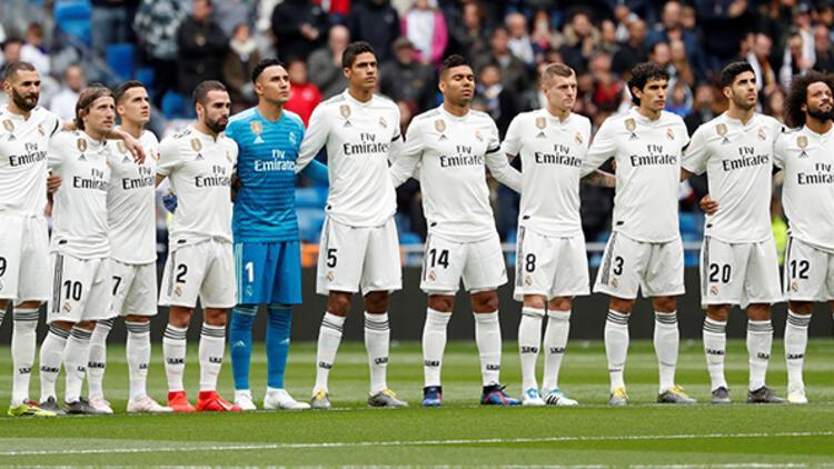 Real Madrid'den dev anlaşma: 1.6 milyar euro