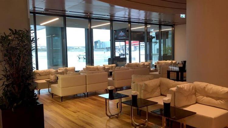 İstanbul Havalimanı'nda otel konforunda yolcu salonu