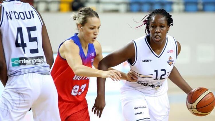 Çukurova Basketbol yarı final serisinde 2-0 öne geçti!