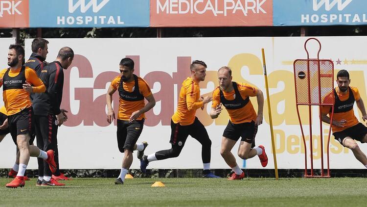 Galatasaray, Konyaspor hazırlıklarını tamamladı!