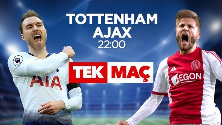 """Tottenham-Ajax"" TEK MAÇ! Ev sahibinde kritik eksik..."