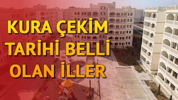 TOKİ Ankara kura çekim tarihleri belli oldu?   İstanbul TOKİ kuraları ne zaman yapılacak?