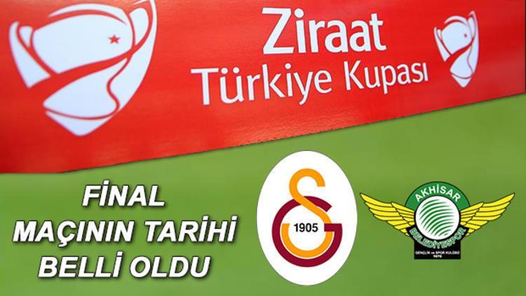 Ziraat Türkiye Kupası finali ne zaman, nerede yapılacak?