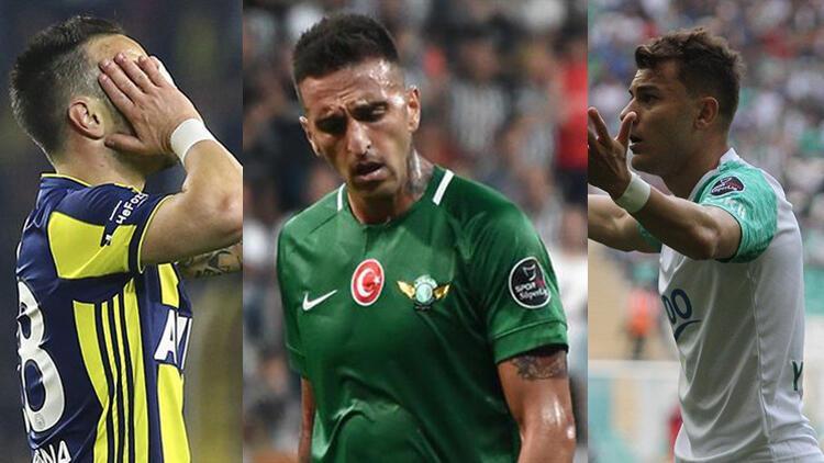 Süper Lig'de kıran kırana kümede kalma yarışı! 11 takım...