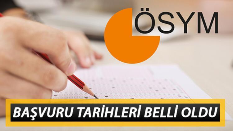 2019-YDS/2 sınavı ne zaman yapılacak?