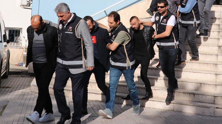 Organize suç örgütü operasyonundan FETÖ çıktı!