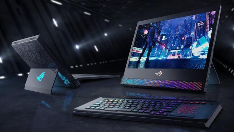 ROG ailesinin yeni düzüstü oyuncu bilgisayarları tanıtıldı