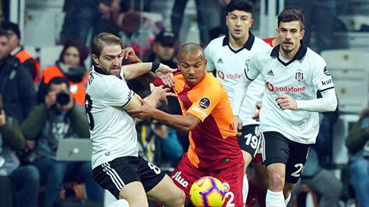 Galatasaray rekoru egale etmek için sahada