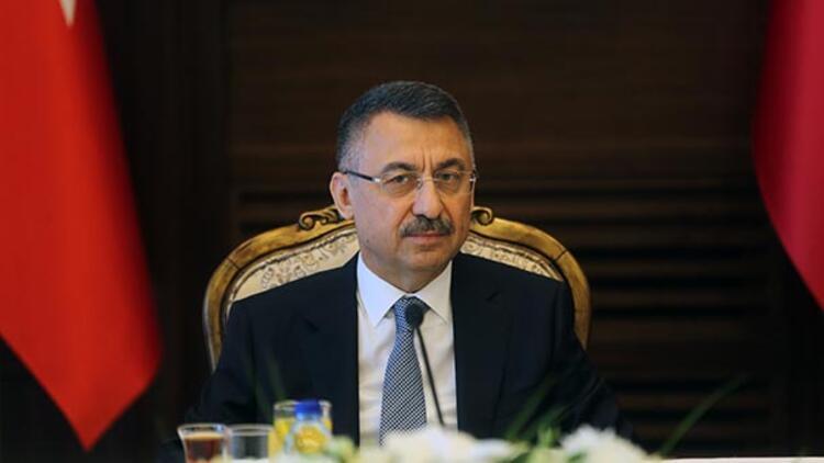 Cumhurbaşkanı Yardımcısı Oktay'dan Tuyan ailesine başsağlığı telefonu