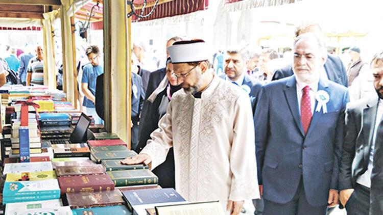 Diyanet Vakfı'nın Sultanahmet'teki kitap fuarına İBB'den izin çıkmadı