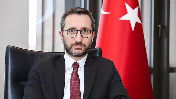 Cumhurbaşkanlığı İletişim Başkanı Prof. Dr. Fahrettin Altun'dan ramazan paylaşımı