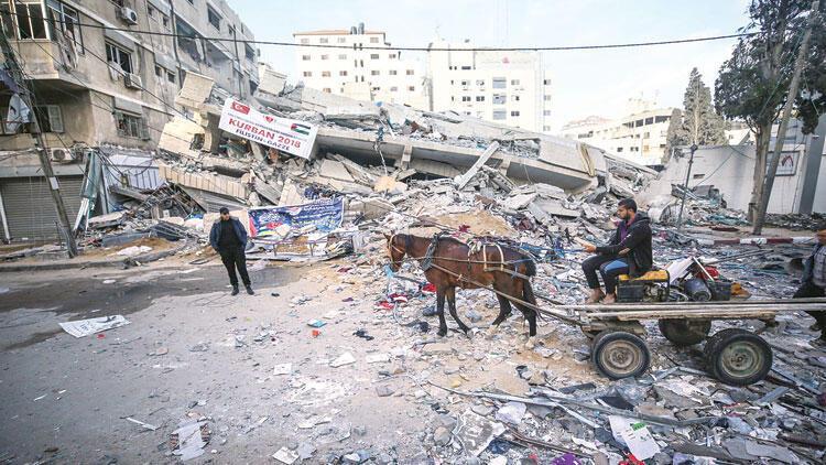 Gazze'de tansiyon yüksek