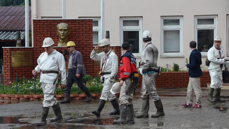 TTK'ye maden işçisi alımı