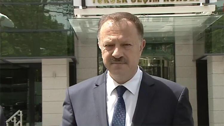 AK Parti YSK Temsilcisi Recep Özel: Gelen raporlarla YSK yanıltılmak istendi