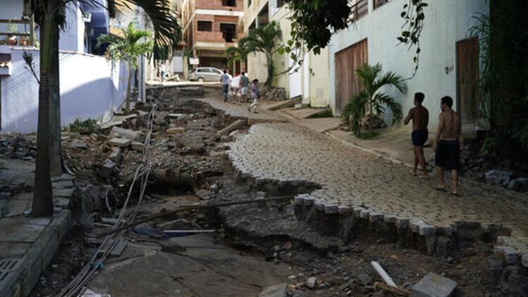 Brezilya'da polis operasyonu: 8 ölü