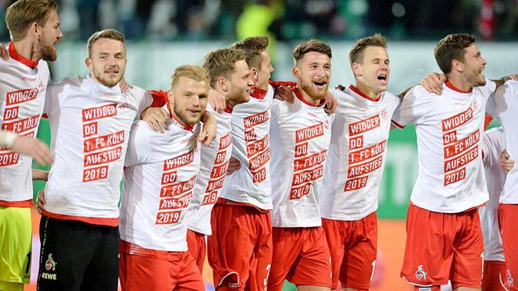 İki hafta kala Bundesliga'yı garantiledi