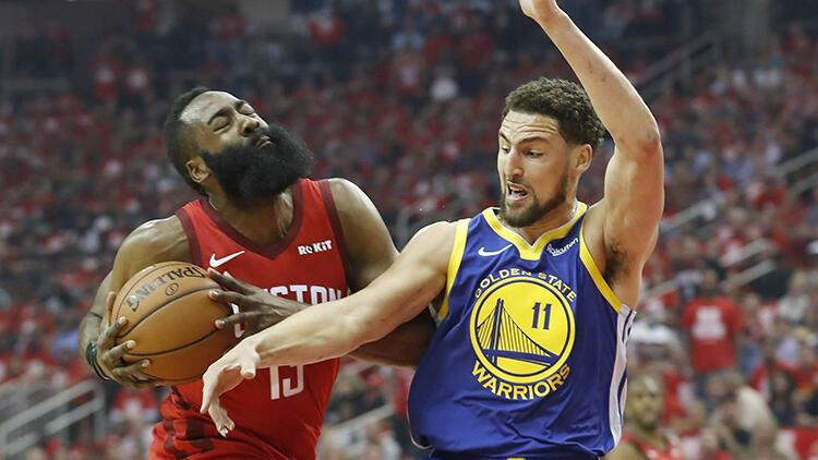 Houston Rockets seriyi eşitledi